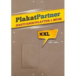 Hartfaserplatten XL 244 x...